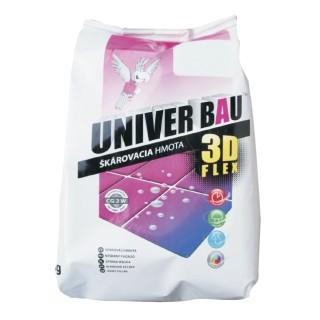UNIVER BAU Spárovací hmota 3D Flex CG 2 W 5kg