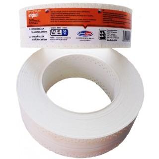 Sádrokartonářská rohová páska Straitflex Original 30m