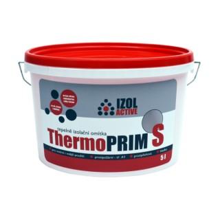 Termoizolační omítka ThermoPRIM S