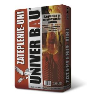 UNIVER BAU Lepící malta na zateplení UNI 25kg