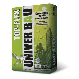UNIVER BAU Lepící malta Top-flex C2T 25kg
