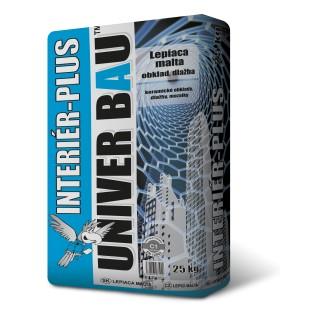 UNIVER BAU Lepící malta interiér plus C1 25kg