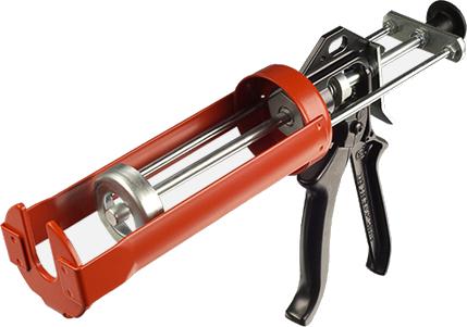 Aplikační pistole na chemickou kotvu